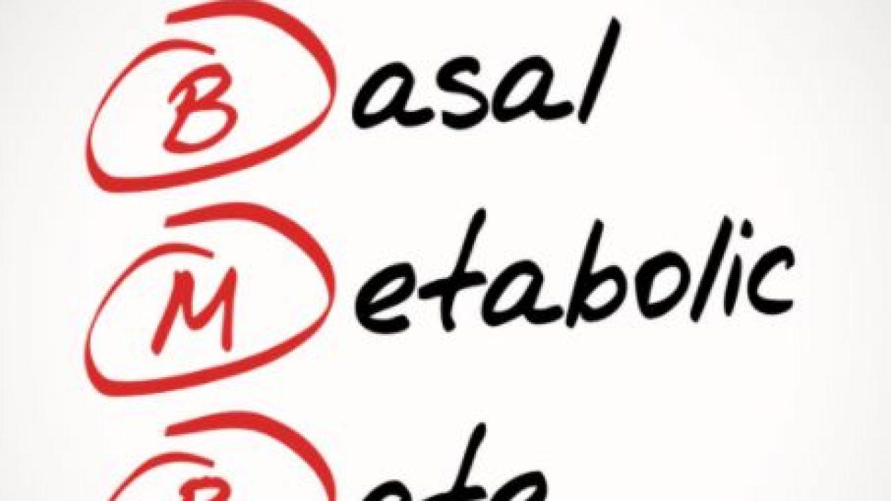 calcula tu tasa de metabolismo basal